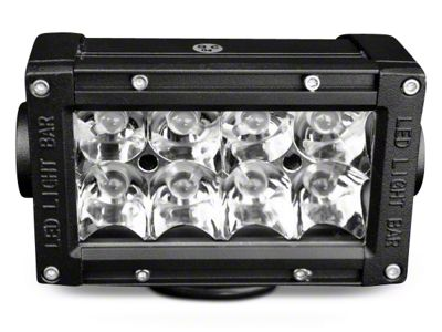 DV8 Off-Road 5 in. Chrome Series LED Light Bar - Flood/Spot Combo
