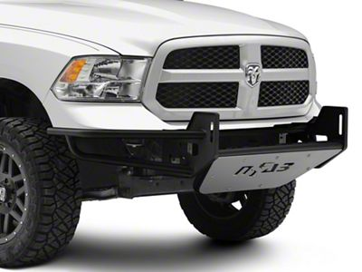 N-Fab R.S.P. Pre-Runner Front Bumper for Dual 38 in. Rigid LED Lights - Textured Black (09-18 RAM 1500, Excluding Rebel)