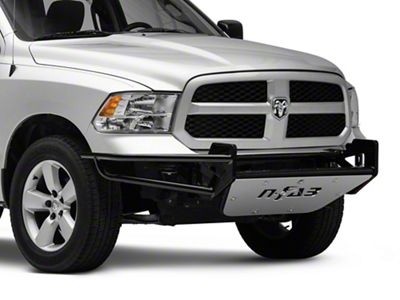 N-Fab R.S.P. Pre-Runner Front Bumper - Gloss Black (09-18 RAM 1500, Excluding Rebel)