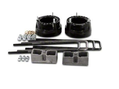 Daystar 2 in. Dana 60 Suspension Lift Kit (06-08 4WD RAM 1500 Mega Cab)