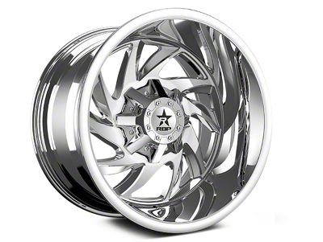 RBP 66R HK-5 Chrome 5-Lug Wheel - 20x9 (02-18 RAM 1500, Excluding Mega Cab)