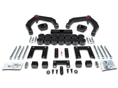 Zone Offroad 3.5 in. Adventure Series & Body Combo Lift Kit (12-18 4WD RAM 1500)