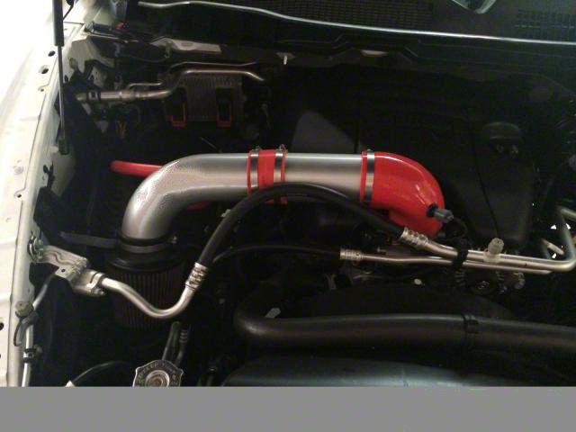 CGS Motorsports Cold Air Intake - Ceramic Silver (09-18 5.7L RAM 1500)