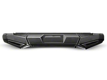 Smittybilt M1 Full Width Rear HD Bumper - Textured Black (03-09 RAM 1500 w/ Factory Hitch)