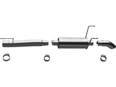 Magnaflow Off Road Pro Series Single Exhaust System - Turn Down (06-08 5.7L RAM 1500)