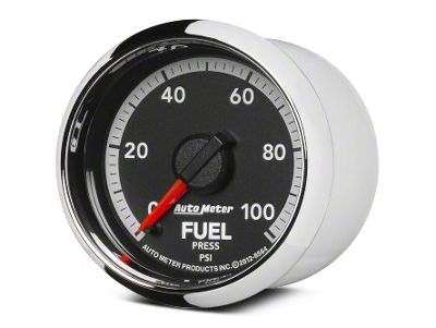 Auto Meter Factory Match Fuel Pressure Gauge - 0-100 PSI - Digital Stepper Motor (09-18 RAM 1500)