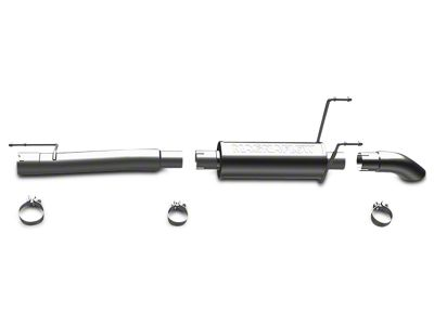Magnaflow MF Series Single Exhaust System - Side Exit (02-04 4.7L RAM 1500)