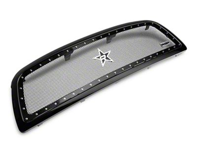 RBP NDX Series Upper Replacement Grille - Black (09-12 RAM 1500)