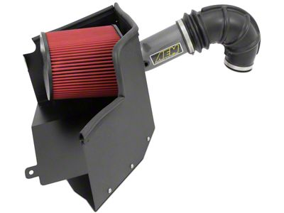 AEM Brute Force Cold Air Intake - Gunmetal Gray (13-14 5.7L RAM 1500)