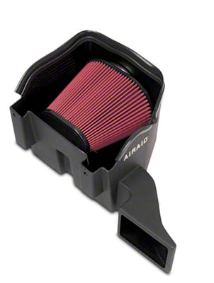 Airaid MXP Series Cold Air Intake w/ SynthaMax Dry Filter (09-12 5.7L RAM 1500)