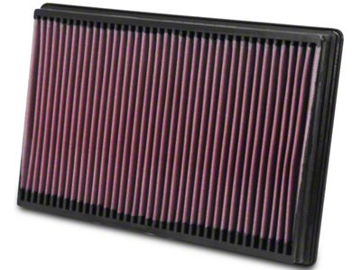 K&N Drop-In Replacement Air Filter (02-19 RAM 1500)