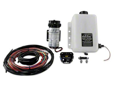 AEM Electronics V2 Water/Methanol Injection Kit for Force Induction Engines - Multi-Input Controller (02-19 RAM 1500)