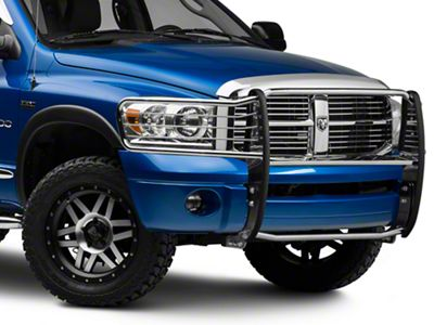 Barricade Grille Guard - Stainless Steel (06-08 RAM 1500)