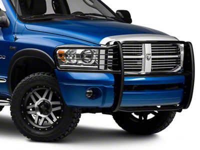 Barricade Grille Guard - Black (06-08 RAM 1500)