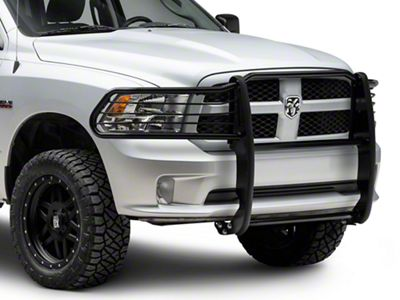 Barricade Grille Guard - Black (09-18 RAM 1500, Excluding Rebel)