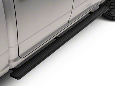 Barricade I4 Running Boards - Black (09-18 RAM 1500 Quad Cab, Crew Cab)