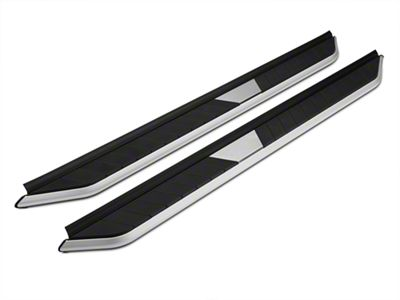 Barricade Pioneer Aluminum Running Boards (02-08 RAM 1500 Regular Cab)