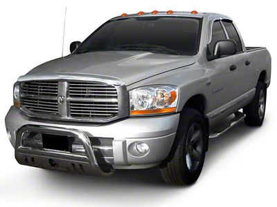 Black Horse Off Road Bull Bar - Stainless Steel (06-08 RAM 1500)
