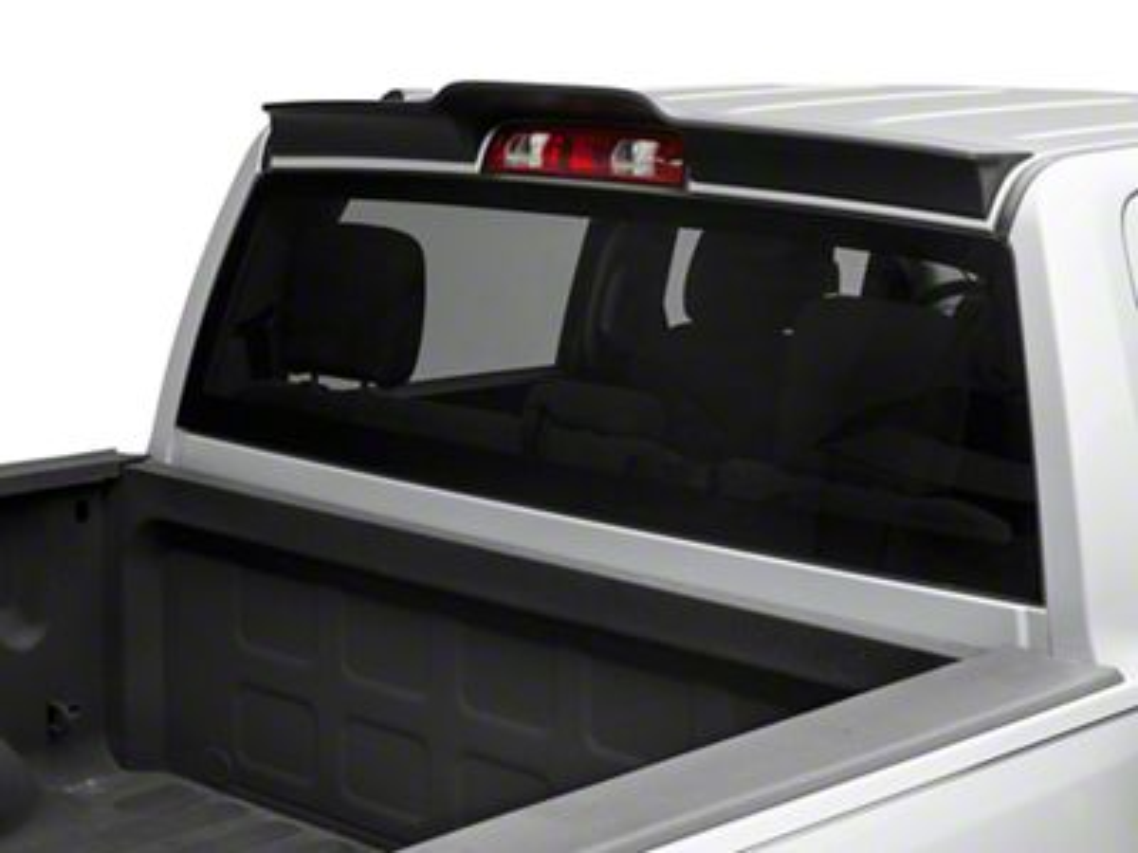 MMD Rear Truck Cab Spoiler - Matte Black (09-18 RAM 1500)