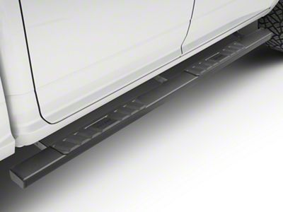 Black Horse Off Road Summit Running Boards - Black (09-18 RAM 1500 Quad Cab, Crew Cab)