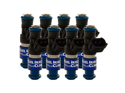 Fuel Injector Clinic Fuel Injector Set - 2150cc (02-13 4.7L RAM 1500; 03-18 5.7L RAM 1500)