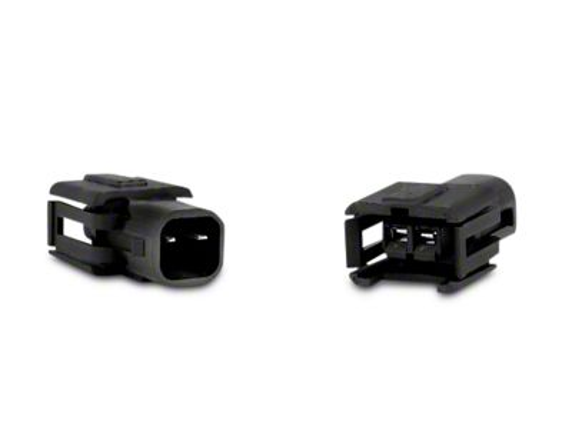 Fuel Injector Clinic Jetronic/EV1 to USCAR/EV6 Adapters (03-18 5.7L RAM 1500; 08-13 4.7L RAM 1500)