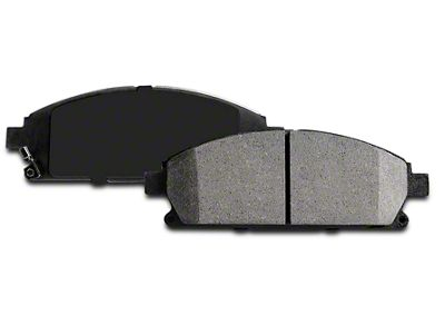 Power Stop Z16 Evolution Clean Ride Ceramic Brake Pads - Front Pair (02-18 RAM 1500)