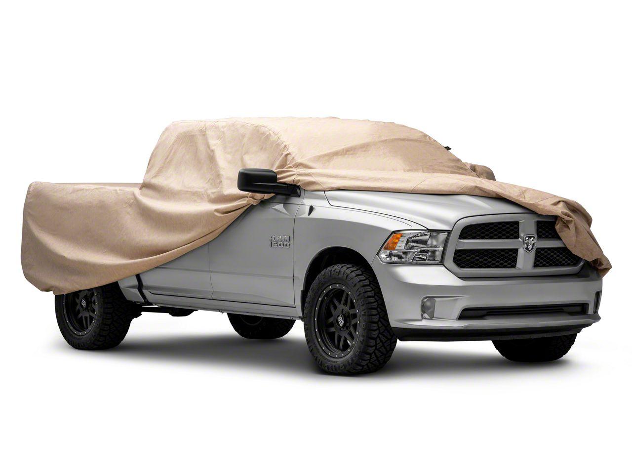 Covercraft Custom Block-it 380 Truck Cover - Taupe (02-18 RAM 1500)