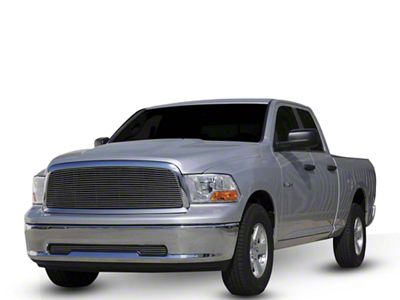 T-REX Billet Upper Grille Insert - Polished (09-12 RAM 1500)