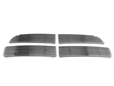 T-REX Billet Upper Overlay Grilles - Polished (09-12 RAM 1500)