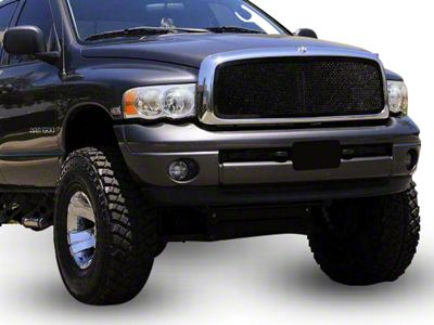 T-REX Upper Class Series Upper Mesh Grille Insert - Black (02-05 RAM 1500)