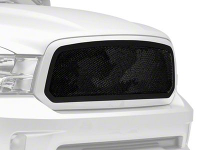 T-REX Upper Class Series Upper Mesh Grille Insert - Black (13-18 RAM 1500, Excluding Rebel)