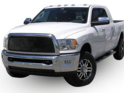 T-REX Upper Class Series Upper Mesh Grille Insert - Black (09-12 RAM 1500)