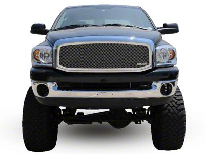 T-REX Upper Class Series Upper Mesh Grille Insert - Polished (06-08 RAM 1500)