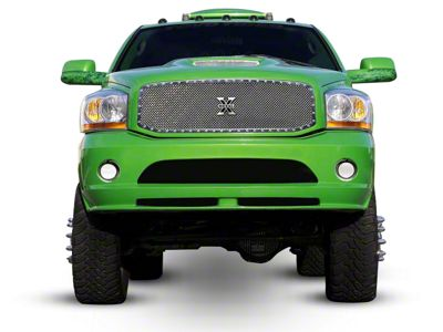 T-REX X-Metal Series Upper Grille Insert - Polished (06-08 RAM 1500)