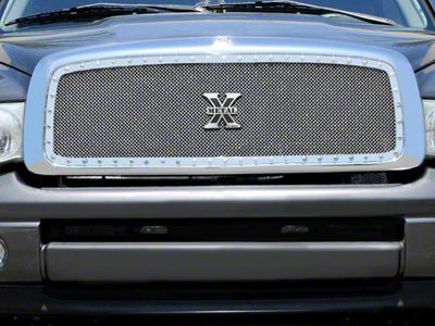 T-REX X-Metal Series Upper Grille Insert - Polished (09-12 RAM 1500)