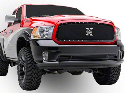 T-REX X-Metal Upper Mesh Grille Insert - Black (13-18 RAM 1500, Excluding Rebel)