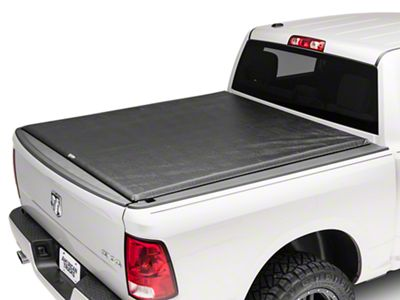 Truxedo Edge Soft Roll-Up Tonneau Cover (09-18 RAM 1500 w/o Ram Box)