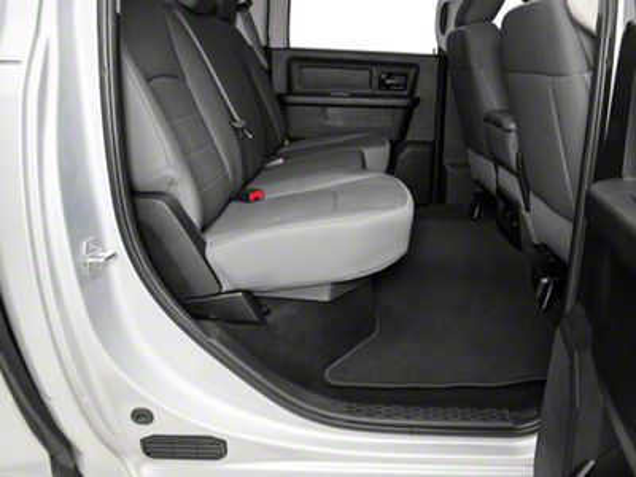 Underseat Storage - Dark Brown (09-18 RAM 1500 Quad Cab, Crew Cab)