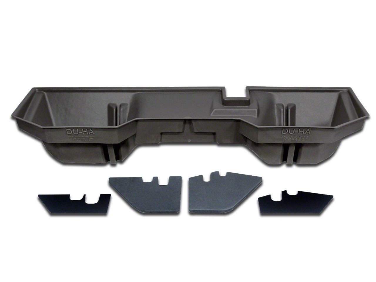 Underseat Storage - Khaki (02-08 RAM 1500 Quad Cab)