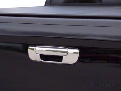 Putco Chrome Tailgate Handle w/o Keyhole (02-08 RAM 1500)
