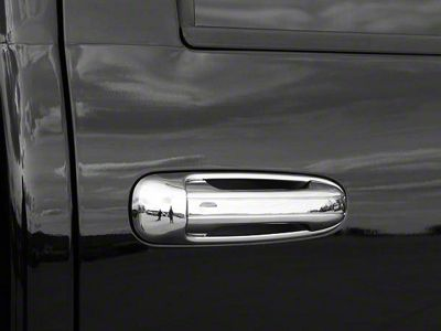 Chrome Door Handle Covers (02-08 RAM 1500)