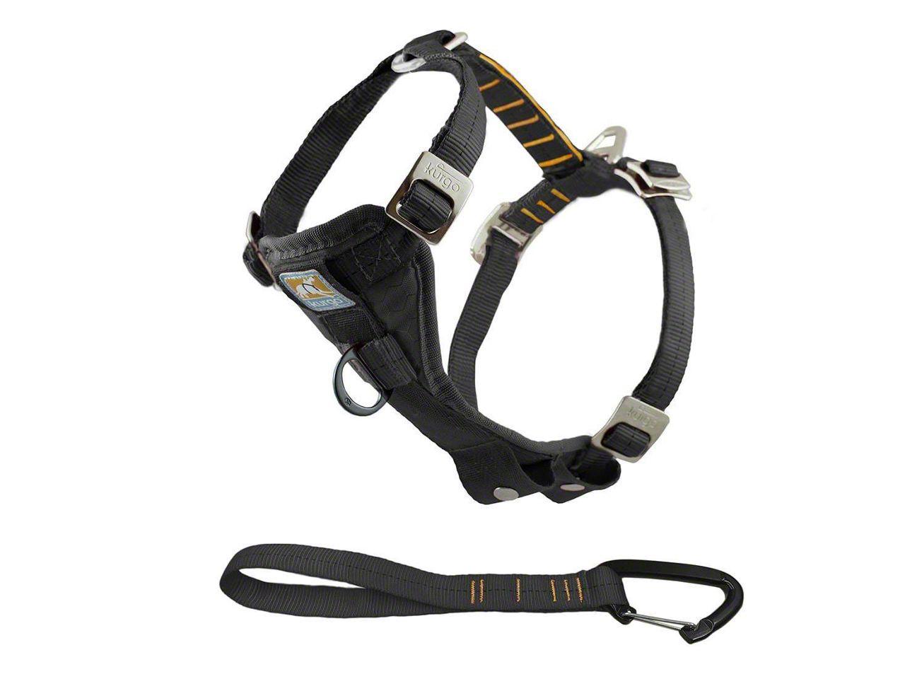 Kurgo Enhanced Strength TruFit Dog Car Harness - Black (02-19 RAM 1500)