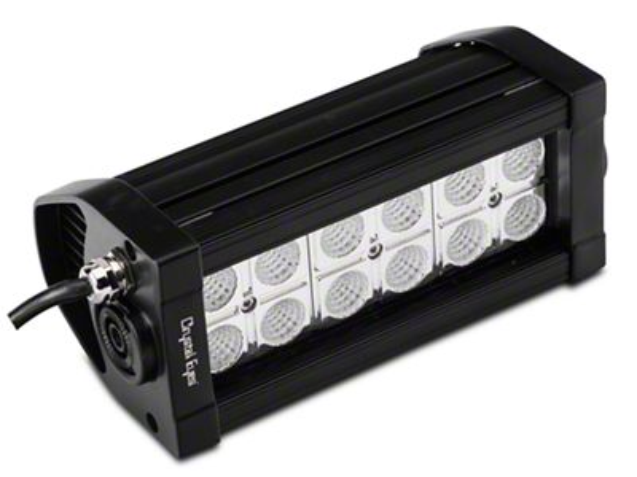 Alteon 7 in. 7 Series LED Light Bar - 60 Degree Flood Beam