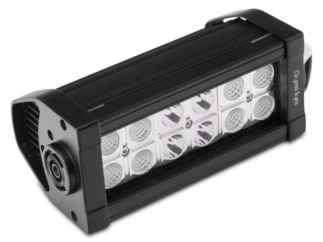 Alteon 7 in. 7 Series LED Light Bar - 30 & 60 Degree Flood Beam