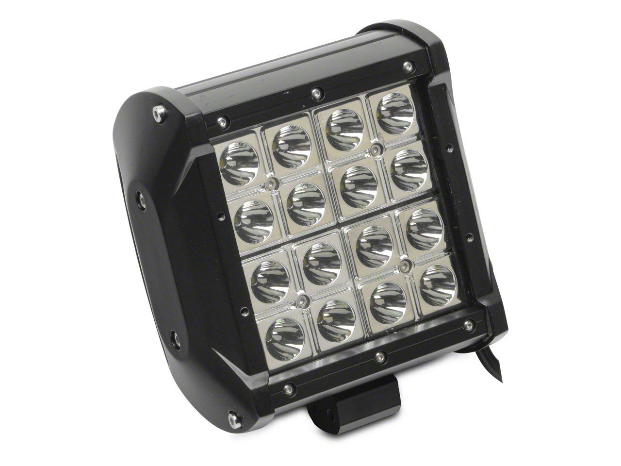 Alteon 5 in. 6 Series LED Light Bar - 30 Degree Flood Beam