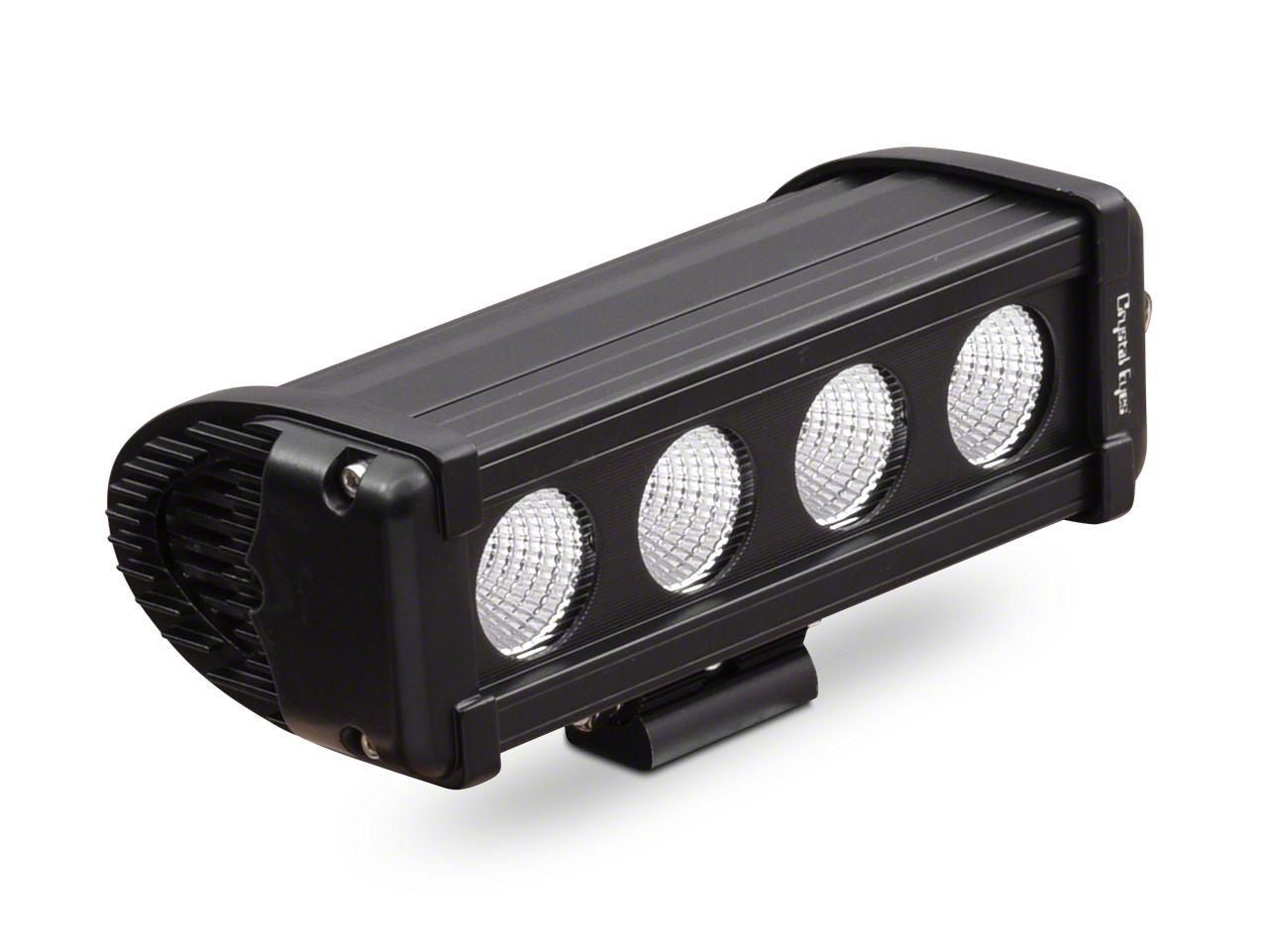 Alteon 8 in. 8 Series LED Light Bar - 60 Degree Flood Beam