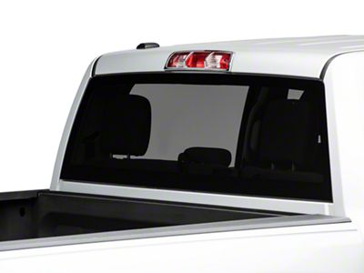 ABS Third Brake Light Cover - Chrome (09-18 RAM 1500)
