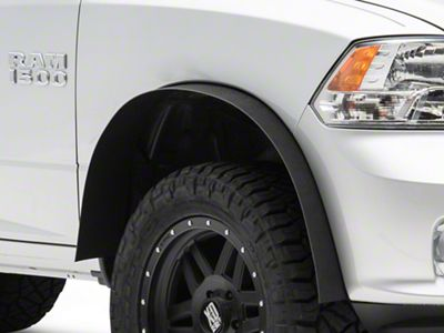 Husky 6 in. Wide Long John Flares - 65 in. Length (02-19 RAM 1500)