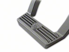 Carr LD Steps - Titanium Silver (09-18 RAM 1500)